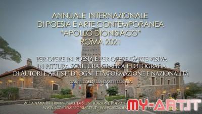 Annuale Internazionale d'Arte Contemporanea Roma 2021