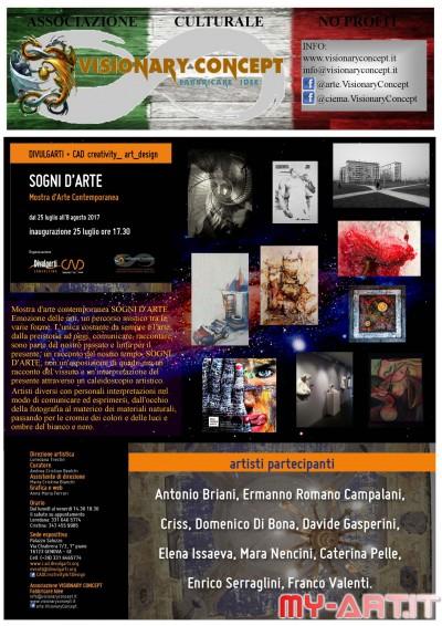 Sogni d'Arte Genova